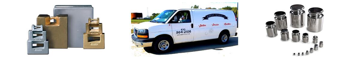 Scale Repair Calibration Services