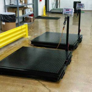 Abest Portable Floor scales